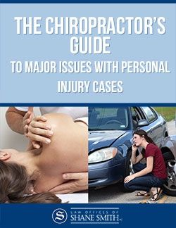 Chiropractor's Patient's Guide to Dealing with Car Accidents
