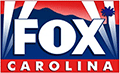 Logo Recognizing Law Offices of Shane Smith's affiliation with FOX Carolina